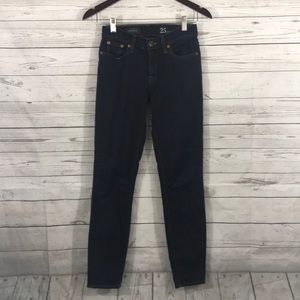 J.Crew Toothpick Ankle Size 25